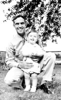 Ron Jul44 with his father Roodhouse farm004